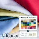 遮光 防炎 洗える ドレープ、レースセット Rikkaus-リカウス-SA-D101-D730 30色 カーテン オーダーカーテン 北欧 遮光…