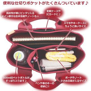 キャンバスミニトートバッグ