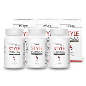 スタイルフォーミュラ 90日分 糖質制限 ダイエット サプリ サラシア αリポ酸 L-カルニチン コエンザイムQ10 ビタミンB1 ビタミンB2 STYLE FORMULA