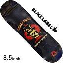 スケボー デッキ スケートボード シグネチャー BLACK LABEL ブラックレーベル スケボーデッキ 板 Chris Troy SMOKE Em…