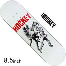 スケボー スケート デッキ スケートボード チームHOCKEY ホッケー 板VANDALS 8.5inchストリート オシャレ ファッション アイテム ファッキンオーサム