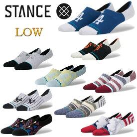 スタンス ソックス ロー Stance Socks 靴下 Low 限定モデル 1足セット メンズ L 25.5-29.0cm メンズ ファッション ソックス 靴下