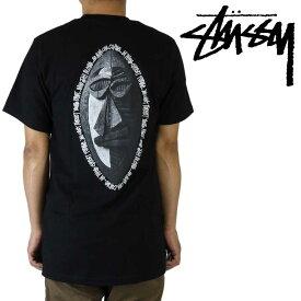 Stussy ステューシー Tシャツ 半袖 Tribal Mask Tee トライバルマスク メンズ ブランド ストリート ファッション