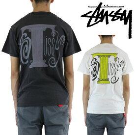 STUSSY ステューシー Column Pig Dyed コラム ピグダイメンズ ストリート ファッション 半袖 Tシャツ