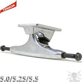 スケボー スケートボード トラック 5.0 5.25 5.5 テンサー アロイロウ Tensor Alloys Raw Trucks パーツ 足回り