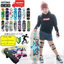 スケボー スケートボード ゴースケート コンプリート キッズ 子供用 プロテクター ボードケース 収納バッグ プレゼント ギフト