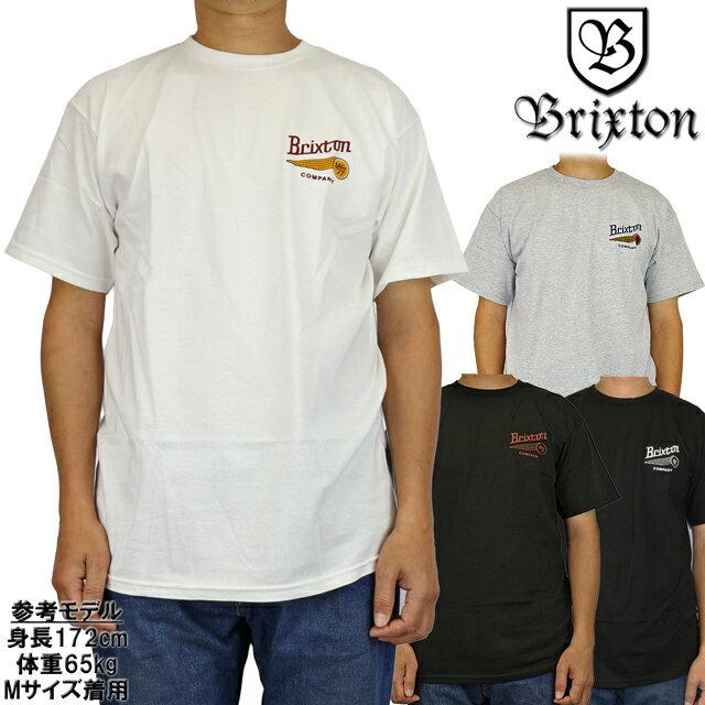 BRIXTON ブリクストン Tシャツ 半袖 メンズ Maverick Tee