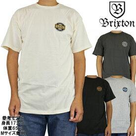BRIXTON ブリクストン Tシャツ 半袖 メンズ Octane Tee
