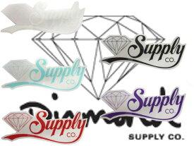 Diamond SUPPLY.CO(ダイヤモンド サプライ)Diamondaire Sticker(スケートボード,スケボー,SK8,ハードウェア,ステッカー,ダイアモンド,ダイヤモンドサプライ)