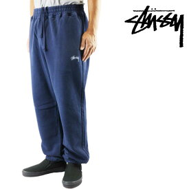 Stussy ステューシー スウェット パンツStock Fleece Pant メンズ ストリート ファッション トレーニング