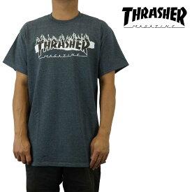 クリックポスト対応スラッシャー Thrasher Tシャツ 半袖 Ripped メンズ ブランド ストリート