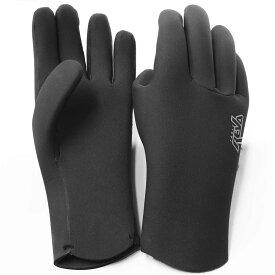 サーフィン グローブ キヌガワ サーフ スキン サーフグローブ TABIE REVO 3mm Glove Flex 3mm 完全防水タイプ 手袋 防寒