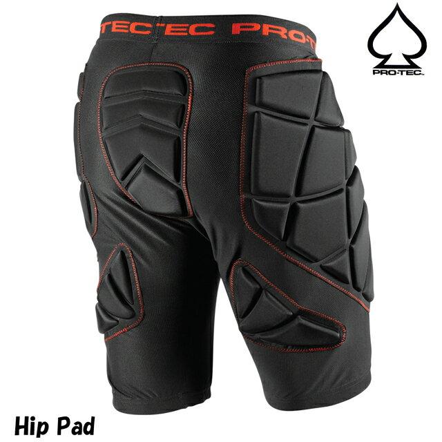 PRO-TEC プロテック Hip Pad スノボー スケートボード スケボー パッド プロテクター 防具