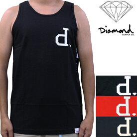 Diamond SUPPLY.CO ダイヤモンド サプライ Un Polo Tank メンズ タンク トップ スケートボード スケボー ストリート ブランド
