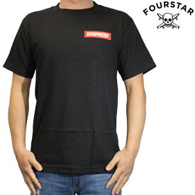 FOUR STAR フォースター Tシャツ 半袖 メンズ Formula One Tee