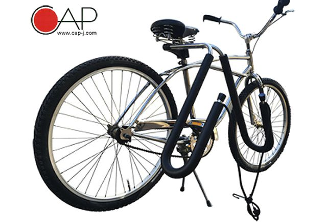 EZキャリー イージーキャリー CAP キャップス サーフィン 自転車 サーフボードキャリア ボディボードキャリア