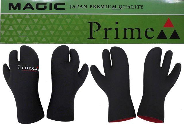 30%OFF MAGIC マジック Prime Mitten Glove 2.5mm 26720 サーフィン グローブ 手袋 防寒