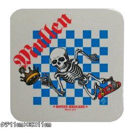 POWELL PERALTA ( パウエル ペラルタ ) Mullen Chess Sticker (1カラー)(タテ11cm×ヨコ11cm) ( スケートボード スケボー ステッカー )