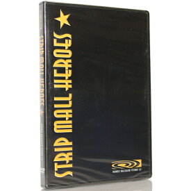 Powell Peralta パウエルペラルタ Strip Mall Heroes DVD スケートボード スケボー 映像