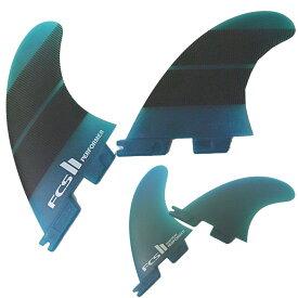FCS2 サーフィン フィン Performer Neo Glass Quad 4枚セット Mサイズ 65kg-80kg