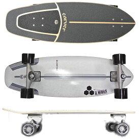 """カーバー スケートボード スケボー コンプリート CARVER SKATEBOARD 30.75"""" N CI Flyer Surfskate CompleteCX4 サーフスケート"""