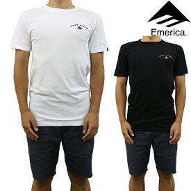 Emerica エメリカ ストリート スケートボード スケボー ウエア Tシャツ DRINK BEER AND SKATE S/S TEE