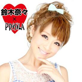 プリシラ 鈴木奈々コラボ(シュシュウィッグ)【ポップアップシュシュ】SNVS-01耐熱