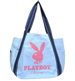 PLAYBOY Bunny(プレイボーイ バニー)カラフルトートバッグ