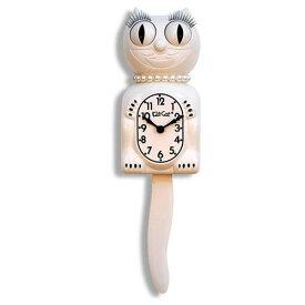 キットキャットクロックレディ(ホワイト・ストロベリーアイス・グリーンビュティー・ホワイトジェントルマン)(104) Kit-Cat Klock Lady (ホワイト・ストロベリーアイス・グリーンビューティー・ホワイトジェントルマン)