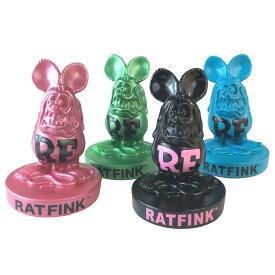 RAT FINK(ラットフィンク)登場♪ラットフィンクミニフィギュア/オールドスタイルファンにはたまらない!