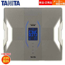 TANITA(タニタ) デュアルタイプ体組成計 インナースキャンデュアル RD-911-GD グレイッシュゴールド