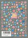 ツメキラ(TSUMEKIRA) ネイルシール【スタンダードスタイル 4月の誕生花】◆アネモネ パンジー マーガレット わすれな草 お花 フラワー ガーリー
