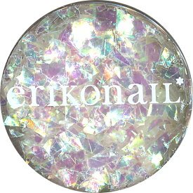 エリコネイル erikonail ジュエリーコレクション ERI-146 クラッシュ ホワイト