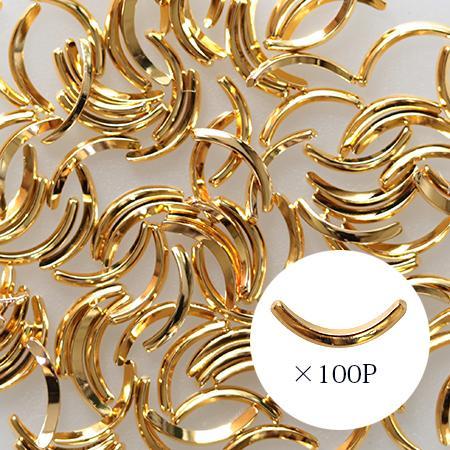 SHAREYDVA×COCCO カーブスティック シャレドワ カーブスティック 100P ゴールドメール便¥190★税込み¥3240以上でメール便無料