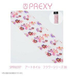 プリクシー アートホイル フラワーシリーズ06 (SPRX6597)