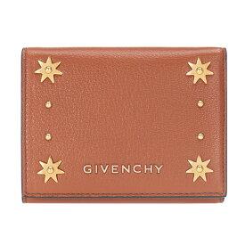 ジバンシー GIVENCHY 財布 三つ折り財布 メンズ レディース BB6007B03C PANDORA パンドラ CHESTNUT ブラウン系 送料無料 コンパクト ミニ財布