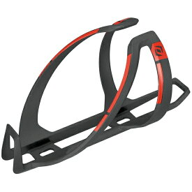Syncros シンクロス ボトルケージBottle Cage Tailor Cage1.0 BLK/rally red レッド