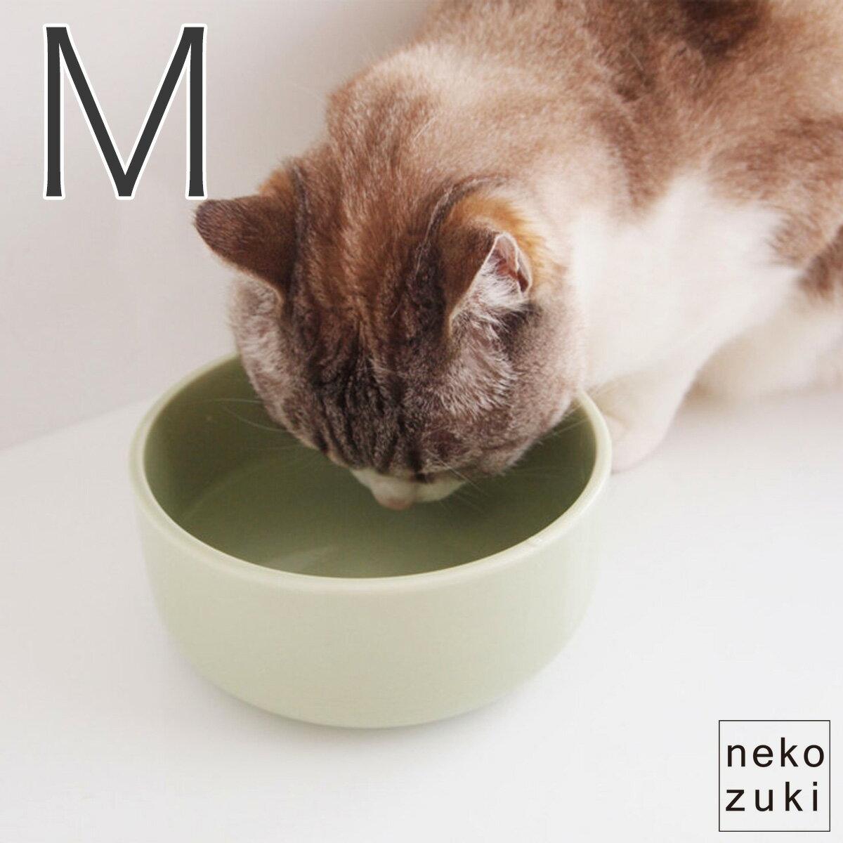 食器 猫 ヘルスウォーター ボウル M