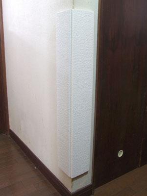 爪とぎ 防止 壁まもる君 猫 爪研ぎ コーナー用 壁紙タイプ 一式セット 受注生産