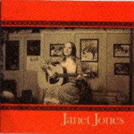 【ポイント10倍】ジャネット・ジョーンズ/ジャネット・ジョーンズ (生産限定盤/輸入盤国内仕様)[VSCD-5643]【発売日】2016/2/26【CD】