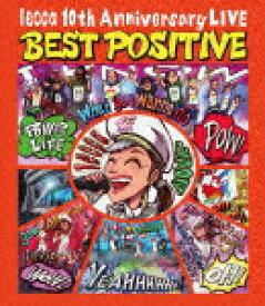 【ポイント10倍】lecca/lecca 10th Anniversary LIVE BEST POSITIVE (177分)[CTXR-92118]【発売日】2016/9/21【Blu-rayDisc】