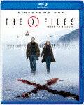 【ポイント10倍】X−ファイル:真実を求めて <ディレクターズ・カット> (ディレクターズカット版本編109分+劇場公開版本編105分)[FXXJC-39699]【発売日】2016/12/2【Blu-rayDisc】