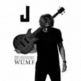 【ポイント10倍】J/J 20th Anniversary BEST ALBUM<1997−2017> W.U.M.F. (初回生産限定盤/ソロデビュー20周年記念)[CTZD-20054]【発売日】2017/3/22【CD】
