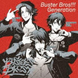 【ポイント10倍】Buster Bros!!!(イケブクロ・ディビジョン)/Buster Bros!!! Generation[KICM-3331]【発売日】2017/10/25【CD】