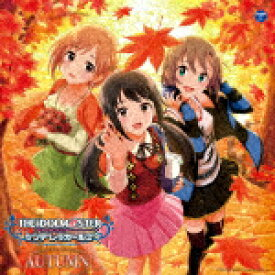 【ポイント10倍】(ゲーム・ミュージック)/THE IDOLM@STER CINDERELLA GIRLS MASTER SEASONS AUTUMN![COCC-17332]【発売日】2017/10/18【CD】