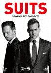 【ポイント10倍】SUITS/スーツ シーズン6 DVD−BOX (本編679分+特典41分)[GNBF-3846]【発売日】2018/2/7【DVD】