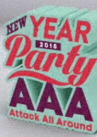 【ポイント10倍】AAA/AAA NEW YEAR PARTY 2018 (本編85分+特典9分)[AVBD-92633]【発売日】2018/3/28【DVD】