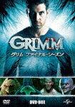 【ポイント10倍】GRIMM/グリム ファイナル・シーズン DVD−BOX (本編585分)[GNBF-3913]【発売日】2018/9/5【DVD】