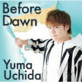【ポイント10倍】内田雄馬/Before Dawn (通常盤)[KICM-1887]【発売日】2018/9/19【CD】