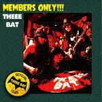 【ポイント10倍】THEEE BAT/OFFICIAL THEEE BAT CLUB (限定盤)[RUC-26]【発売日】2018/11/3【レコード】